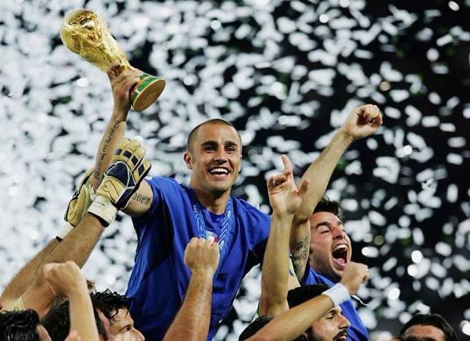 Happy Birthday, Fabio Cannavaro!