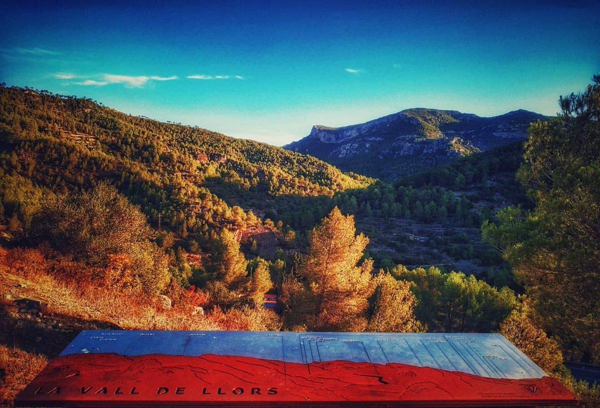 La Vall de Llors, muntanyes i senders per descobrir la natura. Foto: @rauljardimartinez #CostaDaurada #catalunyaexperience #hospitaletdelinfant #vandellòs #marimuntanya