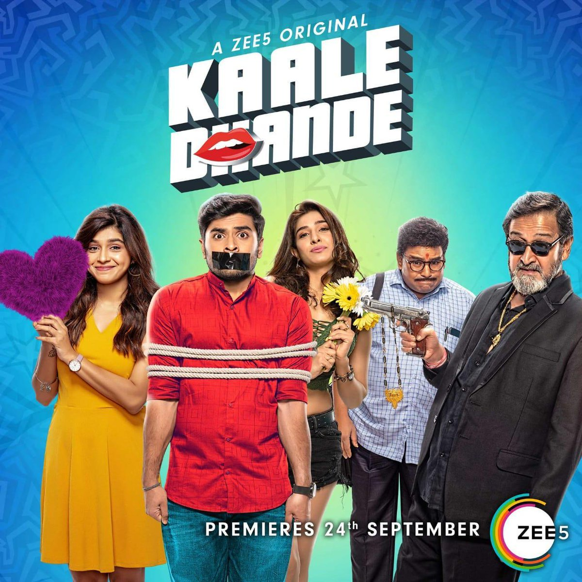 Kaale Dhande S01 2019 Web Series Hindi WebRip All Episodes 300mb 480p 1GB 720p