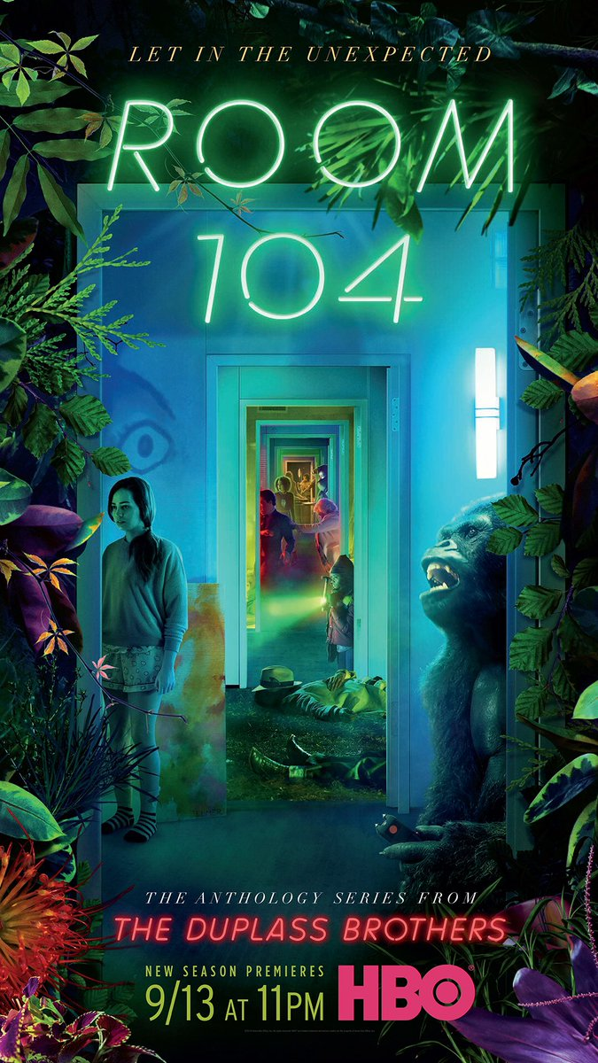 You ever wonder why ROOM 104 is so... strange? Tonight. Season 3 premiere. 11pm. @hbo <br>http://pic.twitter.com/Pjgxg1r814