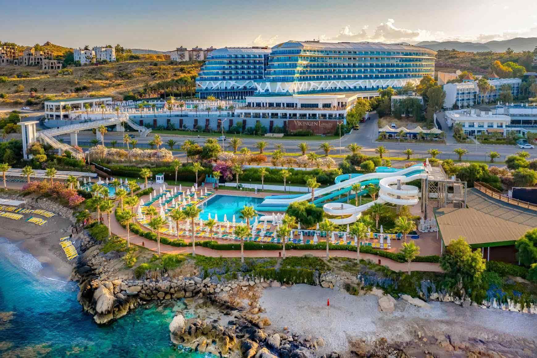 Отель викинг инфинити турция анталия фото