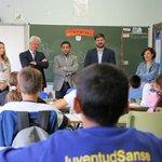 Image for the Tweet beginning: Comienza el curso escolar con