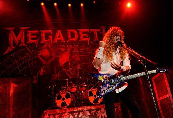 Feliz Cumple Dave Mustaine! Happy Bday Dave Mustaine!
