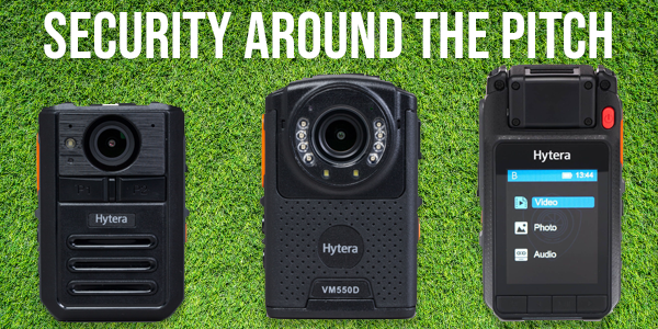 These #bodycams allow evidence to be recorded whilst managing crowds at #football matches > https://t.co/RlO6nugL3L #FridayFeeling