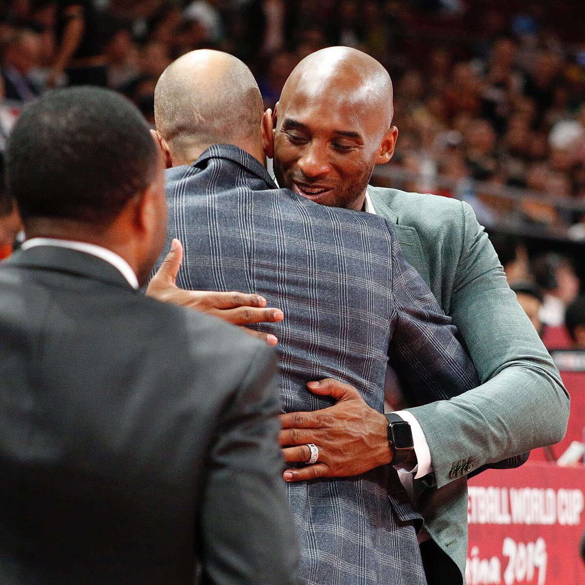 Manu and Kobe at FIBA World Cup ⭐