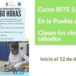 Gracias a nuestros acuerdos con @Prodepuebla1  y el Ayuntamiento de La Puebla de Cazalla nos llevamos nuestro curso de #rite de 160 horas a la Puebla de Cazalla con clases los viernes y sábados. Apúntate https://t.co/Dh3s0qatnC