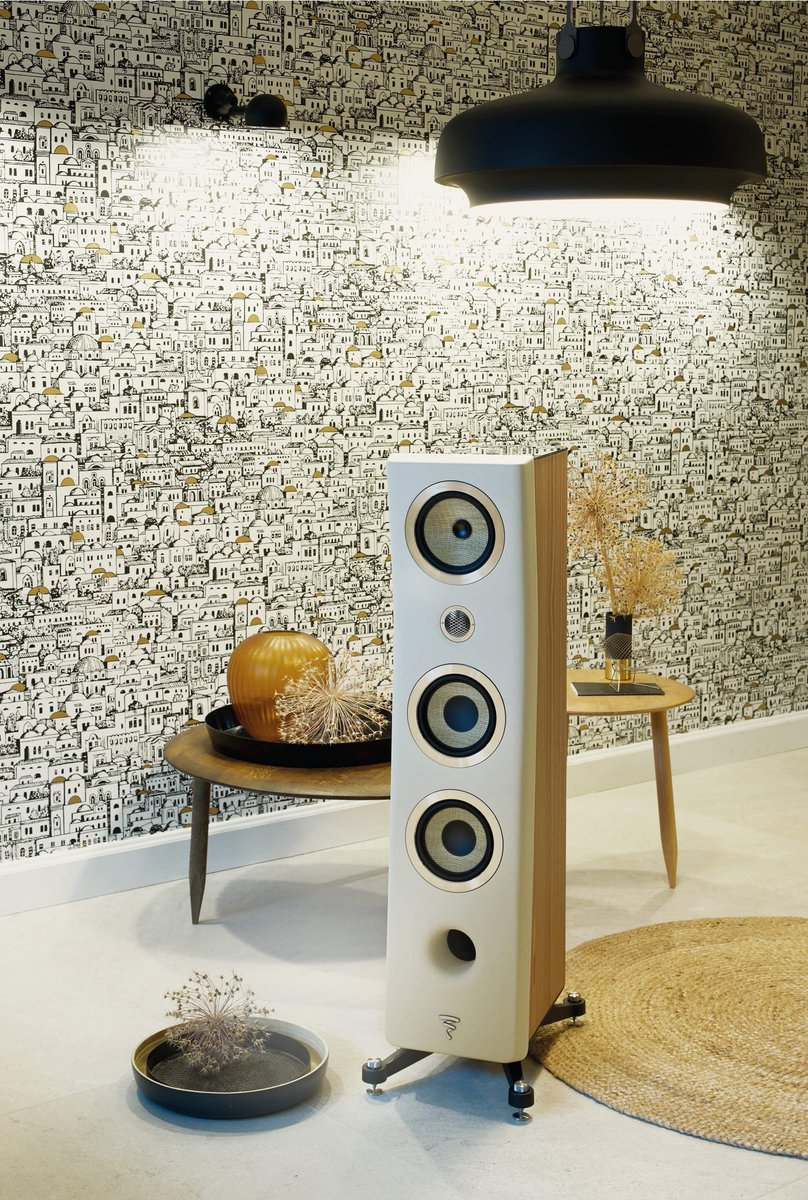 Your clients will love the sophistication of the @Focal_UK Ivory Kanta No2  #audiophile #automation #smarttech #smartsystem #avinstall #smarthomee #avtweeps #liveinstall #integration #stylishhome #stylishspeakers #focalaudiopic.twitter.com/fWOpggCmxN