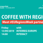 Today at 2pm we will be talking with @EU_CoR about #EURegionsWeek Follow Facebook live at https://t.co/q7liKI3KG7