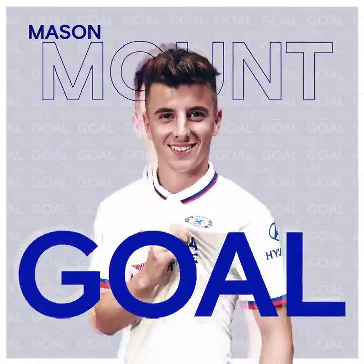 And that will seal it! @MasonMount_10 👏 🐺 2-5 🔵 [90] #WOLCHE