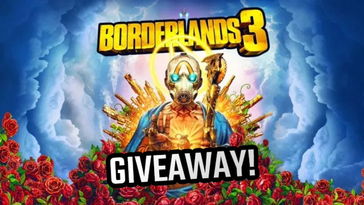 #FridayFeeling #FridayThe13th #LetsMakeSomeMayhem #FreebieFriday #FreeCodeFridayContest #FreeCodeFriday #WIN 1 of 3 codes for #Borderlands3 To enter 1.Follow @DavesSweeps 2.RT this tweet 3.Reply with XB1, PS4 or PC & I want to win #DavesSweeps 3 winners will be drawn on 9/20