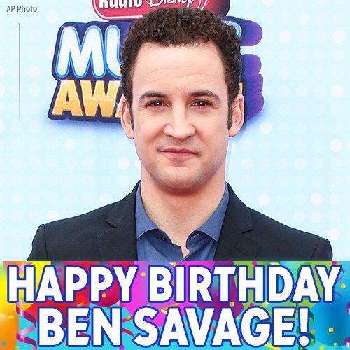 When this birthday meets world! Happy Birthday to Boy Meets World and Girl Meets World star Ben Savage.