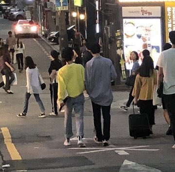 wooseok spending his holiday with byungchan and yuvin spending his holiday with jinhyuk. im not crying, you ARE <br>http://pic.twitter.com/obE4rctHic