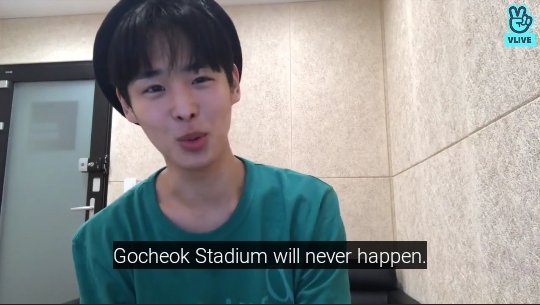one day byungchan it will happen. let's make it happen. nothing is impossible in this world. you should dream bigger from now on byungchan bcs alices will help you to achieve it. we have a lot of time we will make sure one day victon will perform at Gocheok Stadium! believe us! <br>http://pic.twitter.com/RQDiGIFdVw