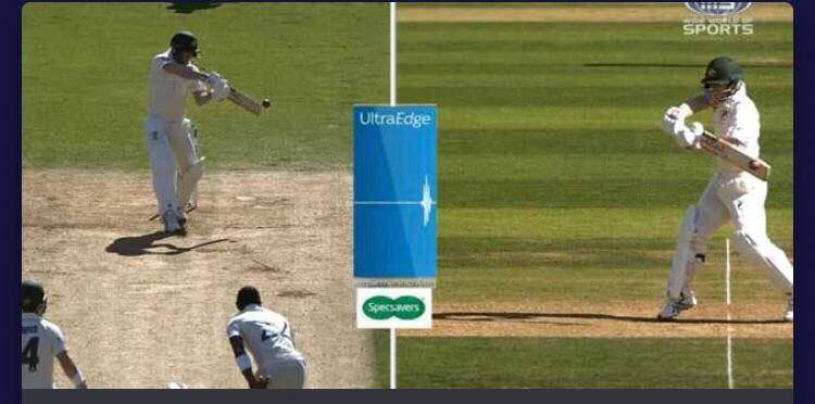 Was Warner Out?  #Ashes #Ashes2019 #ENGvsAUS <br>http://pic.twitter.com/jT3abRLDfD