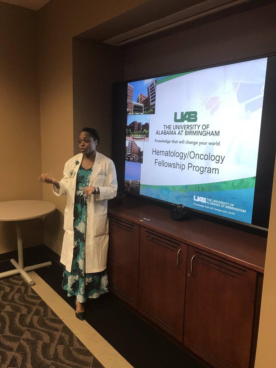 All The Uab Hematology Oncology Fellowship Program {Miami