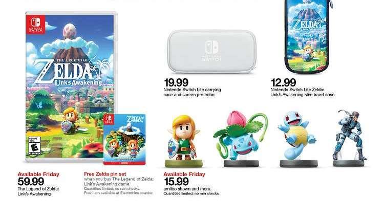 Nintendo Everything On Twitter Buy Zelda Link S Awakening