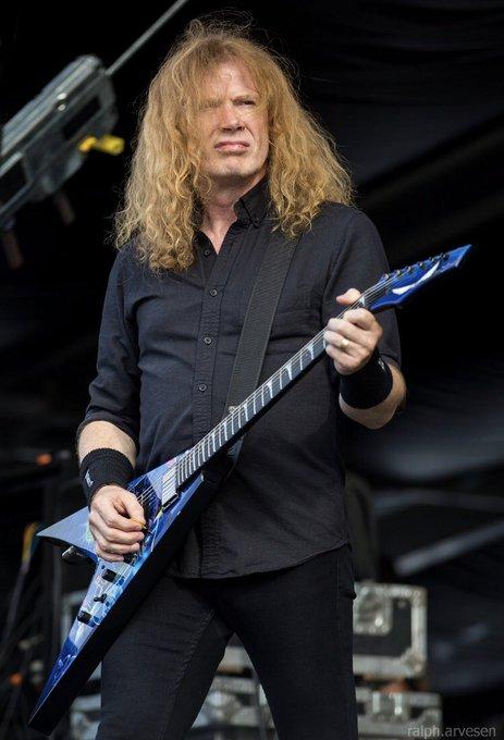 Happy birthday, Dave Mustaine!