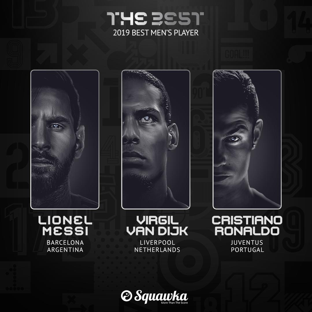 #Messi | #VVD | #Cristiano