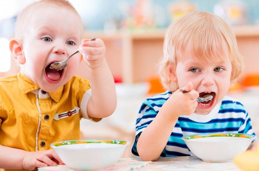 Картинка как кушают