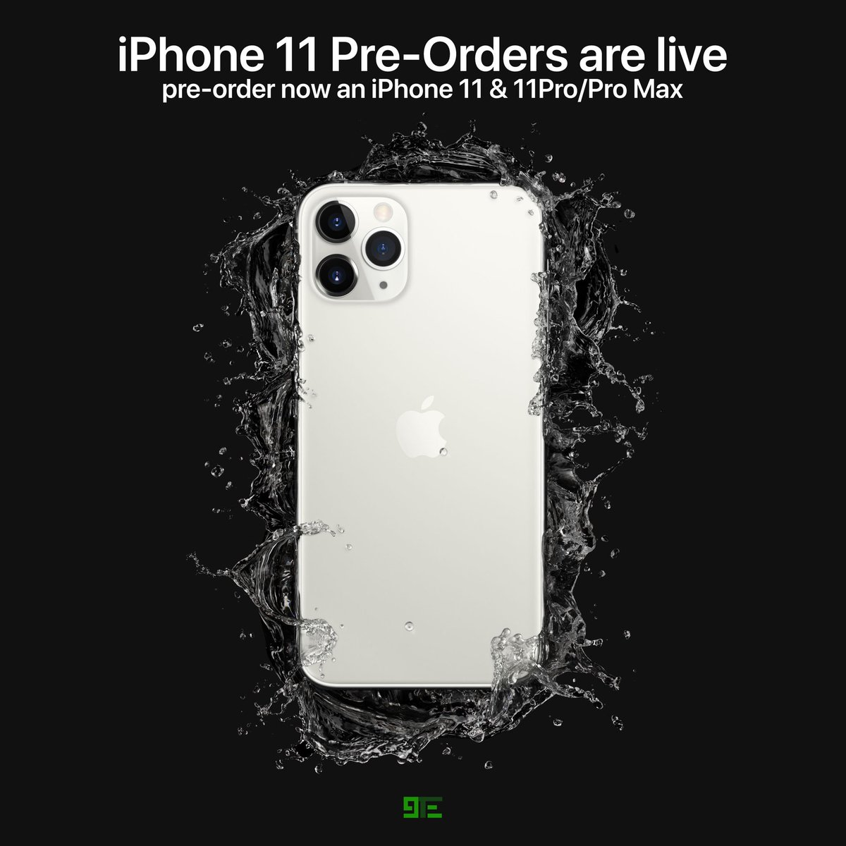 9techeleven On Twitter Pre Orders Of The New Iphone 11 11 Pro And 11 Pro Max Are Now Available Did You Pre Order Yours Appleevent Iphonepro Iphone11 Iphonepromax Iphonexi Iphone11pro Iphone11promax Apple Wallpaper Wallpapers
