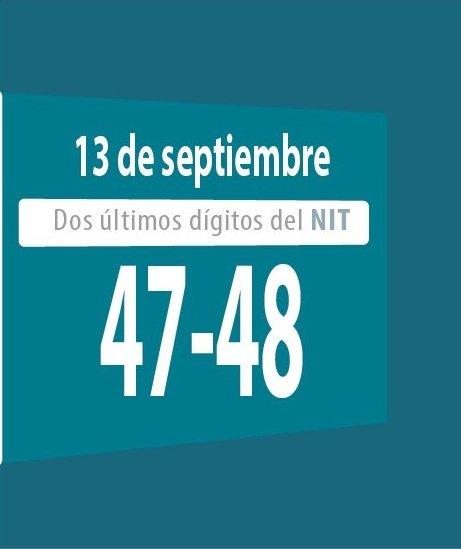 Los quemados para el día de hoy. #impuestos #URGENTE #colombia @DIANColombia