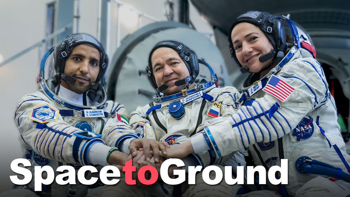 Researchers are studying tree growth in space to enable future explorers to grow plants in microgravity. The Exp 61 crew arrived at the Baikonur Cosmodrome where they will finalize pre-launch training. #SpaceToGround