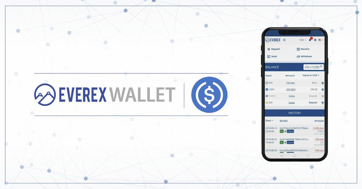 Users in the US (NJ), EU and Asia are now able to perform deposits/withdrawals at any major cryptocurrency exchange via direct conversion between $, €, or ฿ to $USDC and vice versa.  Sounds exciting? Explore the new wallet's feature now 👉https://t.co/XDqQhK2FwL