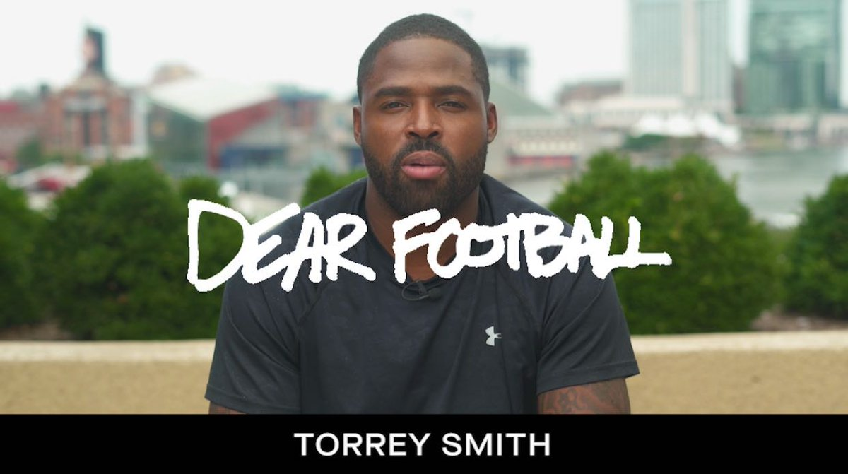 Torrey Smith retires from NFL, thanking football 'for being my way out'