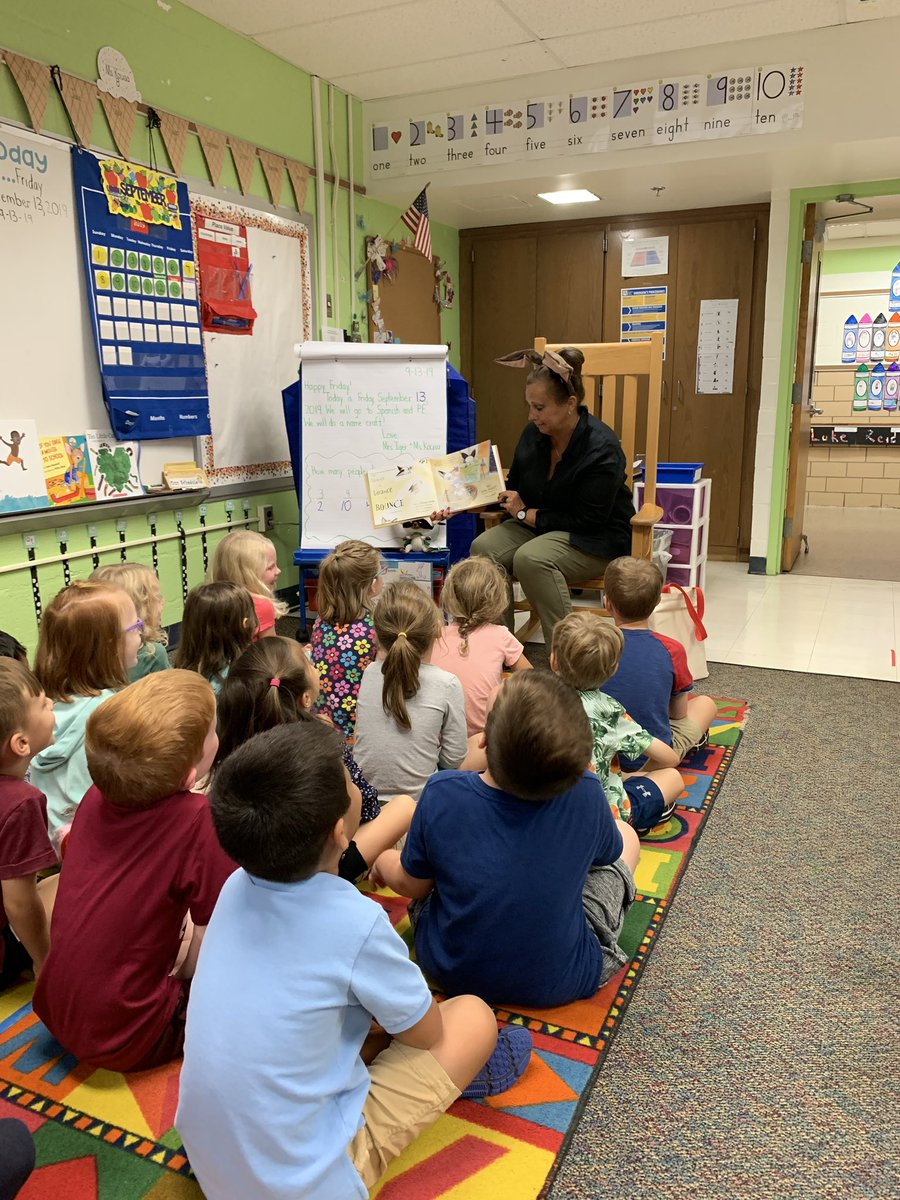 RT <a target='_blank' href='http://twitter.com/amy_iger'>@amy_iger</a>: We love having Ms. Miller read Skippyjohn Jones to us! <a target='_blank' href='http://search.twitter.com/search?q=MCKAPS'><a target='_blank' href='https://twitter.com/hashtag/MCKAPS?src=hash'>#MCKAPS</a></a> <a target='_blank' href='http://twitter.com/GMilleratMES'>@GMilleratMES</a> <a target='_blank' href='http://twitter.com/chbrownmckcard'>@chbrownmckcard</a> <a target='_blank' href='http://twitter.com/APSMcKPR'>@APSMcKPR</a> <a target='_blank' href='https://t.co/NxuP4yiMuO'>https://t.co/NxuP4yiMuO</a>