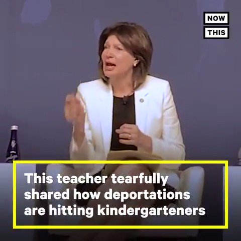Listen to this teacher explain just how traumatizing deportations and family separations are for kindergarteners