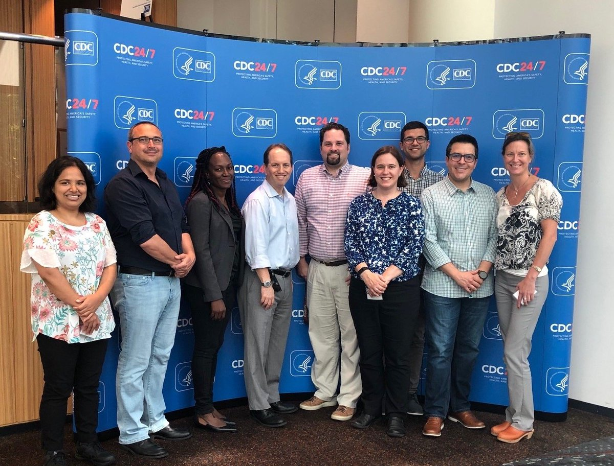 Douglas Levine Md On Twitter Thank You To Cdc Cancer Cdcgov For A Productive Visit With Early Career Investigators From The Dod Ovarian Cancer Academy Gives New Meaning To Tight Security Looking Forward