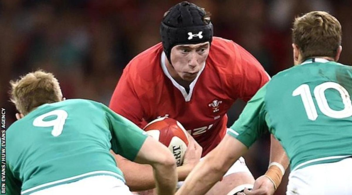 🏉 Wales lock has appendix surgery but is set to join World Cup squad👉https://bbc.in/34KZP1Z