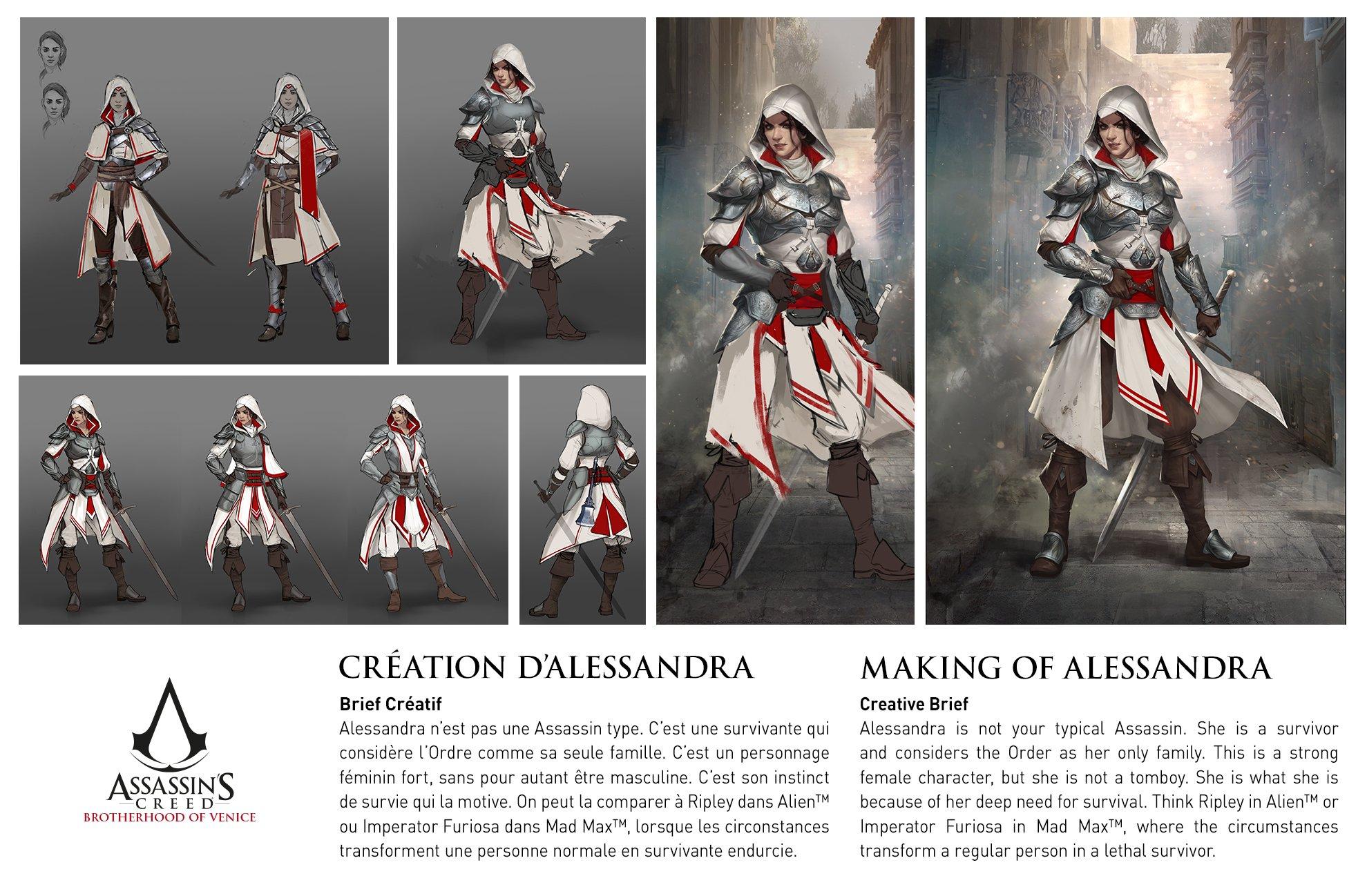Assassin S Creed Brotherhood Of Venice On Twitter Creative