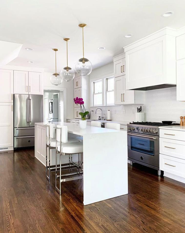 Remarkable Worlds Away On Twitter A Sparkling White Kitchen Never Gmtry Best Dining Table And Chair Ideas Images Gmtryco