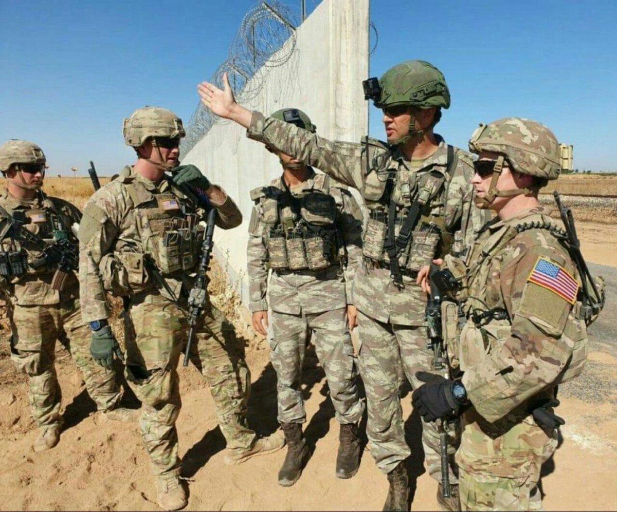 Американцы в российской армии