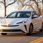Image for the Tweet beginning: .@Toyota Prius gets standard Apple