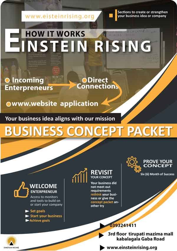 EinsteinRising photo