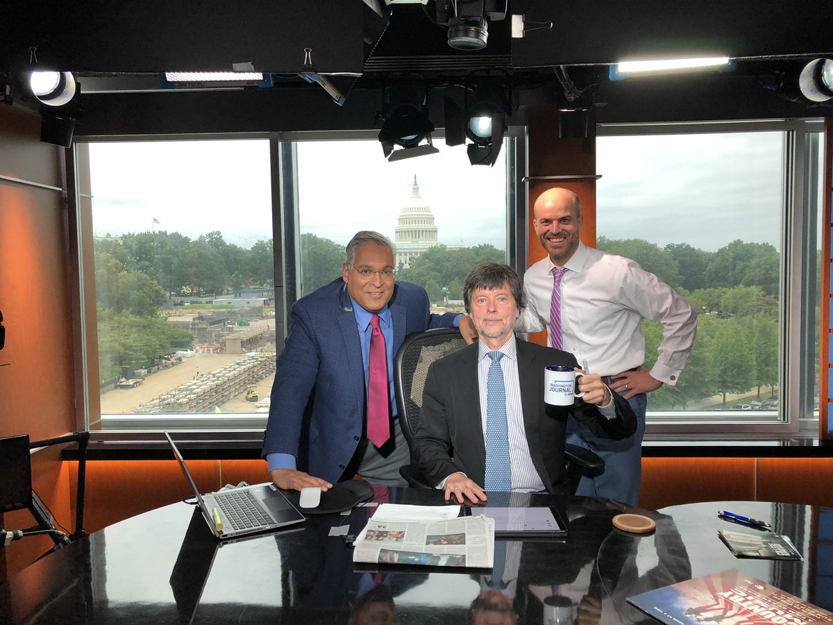 Always happy to visit @cspanwj at @cspan. Great discussion about #CountryMusicPBS