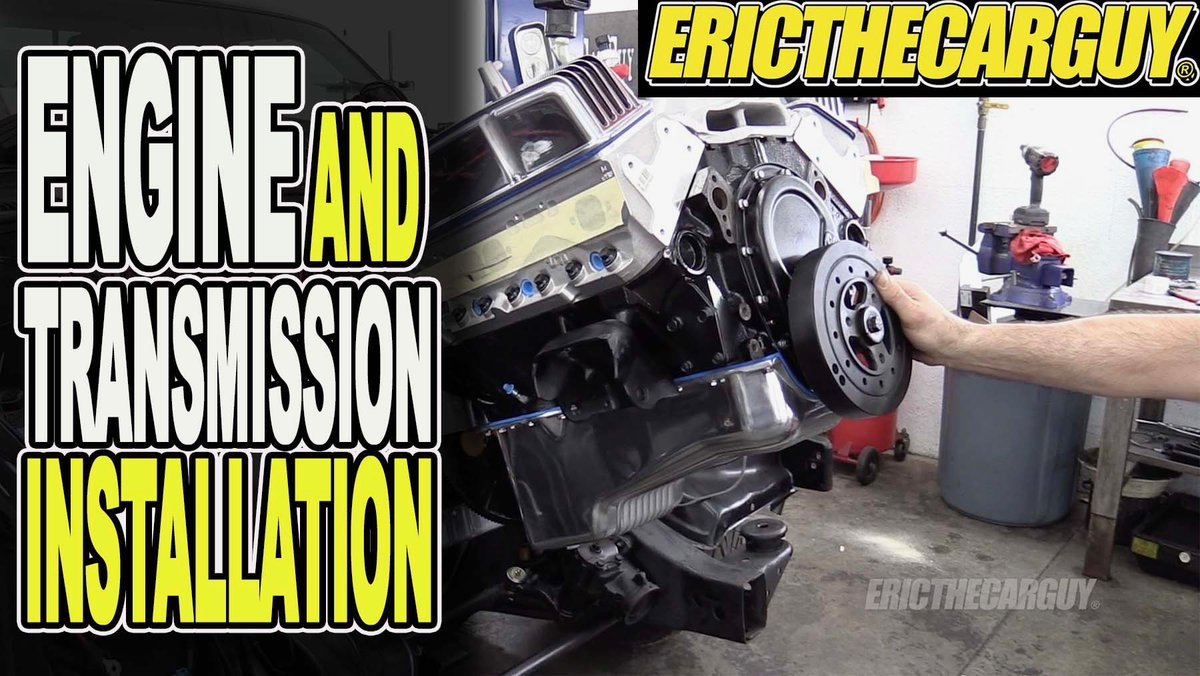 Now that #dt383  is built, it needs to go back in the truck with its new @eatmyshift  Check it out. #etcgvideo #etcgdadstruck #engine #chevy383 #chevytrucks  https:// youtu.be/jnAhjLOthQA    <br>http://pic.twitter.com/xiZ5YarcQ3