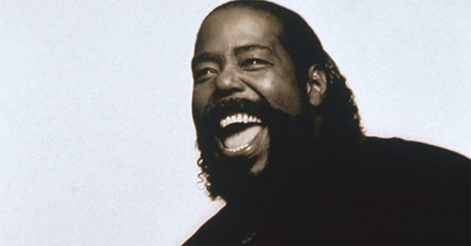 HAPPY BIRTHDAY TO BARRY WHITE REGALITY AND GENIALITY IN SPADES THRIVE IN PARADISE