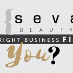 Image for the Tweet beginning: Is #SevaBeauty the right business