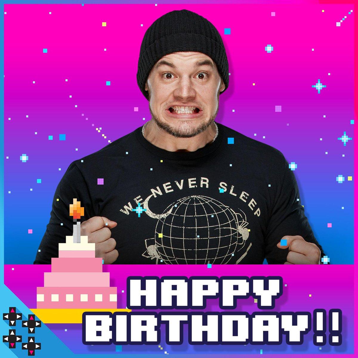 Birthday wishes go out to @BaronCorbinWWE! 🎉🎂🎮👑