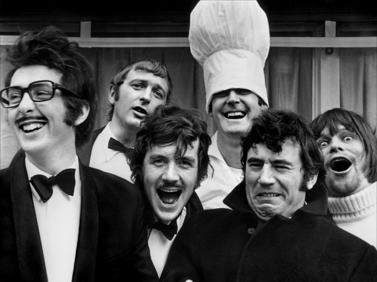 The anniversary fun is heading to the US… On 29th September @BBCAmerica will be celebrating 50 years of Python with a 12 hour marathon of programming!  From 8am-8pm watch Monty Python's Flying Circus episodes, Monty Python's Life of Brian and Monty Python and the Holy Grail. <br>http://pic.twitter.com/vMnh5nAHPw