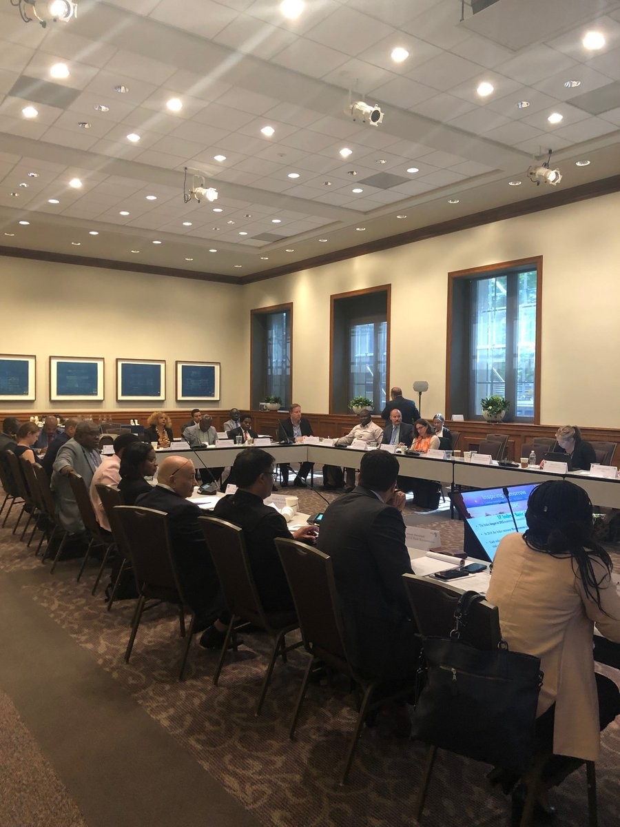 test Twitter Media - The U.S. Africa Business Center applauds the implementation of the African Continental Free Trade Area agreement. Thrilled to host the African Union Commission for a workshop on Best Practices in Global Trade, with experts in the field. #AfCFTA #ProsperAfrica #FreeTrade #USAfBC https://t.co/eY6nSGIqnd