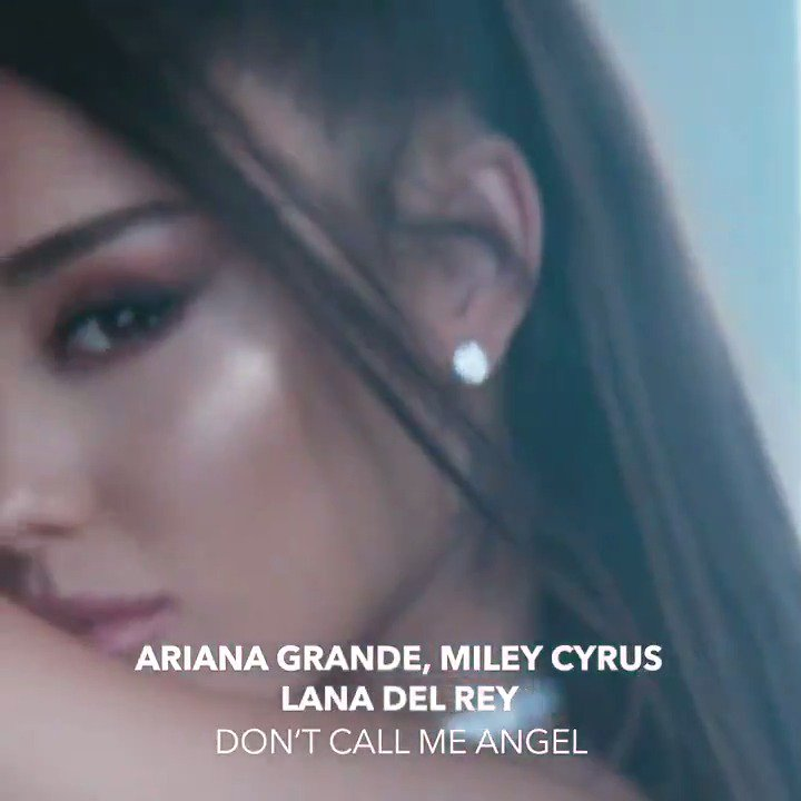 "This is some fierce trinity! Watch @ArianaGrande, @MileyCyus, and @LanaDelRey's collab for the new Charlie's Angels movie ""Don't Call Me Angel.""⠀⠀⠀⠀⠀⠀⠀⠀⠀ ▶️https://youtu.be/leopt__ATR0"