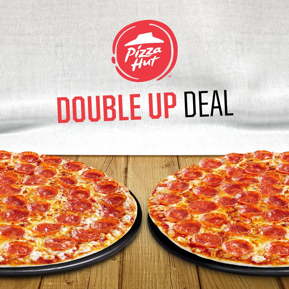 Have twice the fun this weekend with our Double Up meal deal! With two huge matches this weekend, this is the perfect meal deal for the occasion 💙 Who would you share this deal with? https://t.co/hQ5wtFsjFL