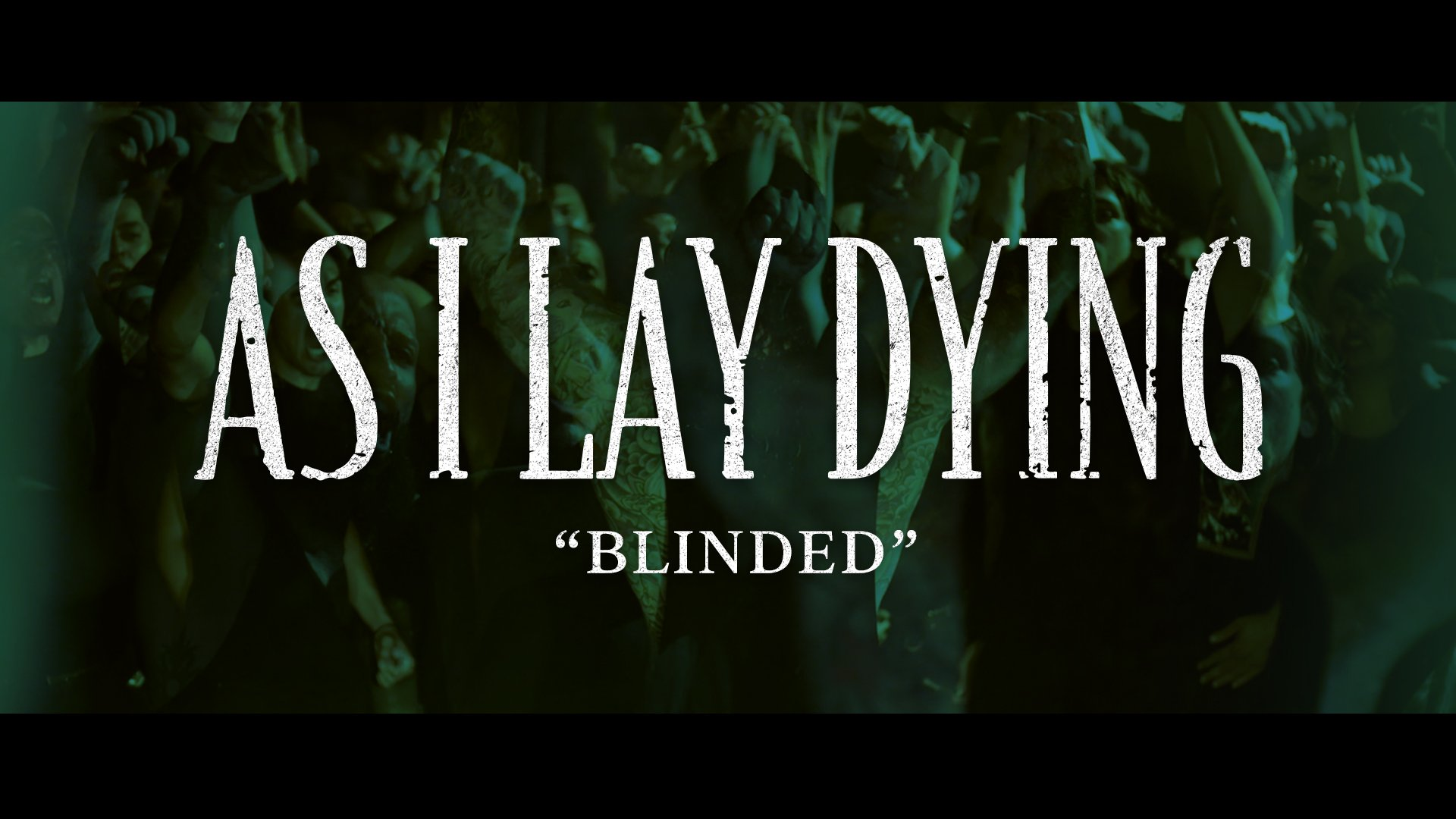 As I Lay Dying On Twitter Blinded Music Video Asilaydying