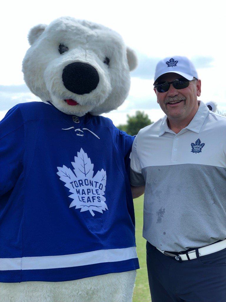 Hitting the links with some Legends  #LeafsForever #ChangeTheGame <br>http://pic.twitter.com/0V6z4sg80S