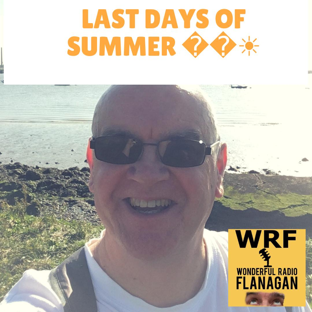 60 Seconds News On WRF - The Last Days Of Summer are here! Get out there now! ☀️: https://t.co/apS6Mzo6gc https://t.co/odkSsOGPOn