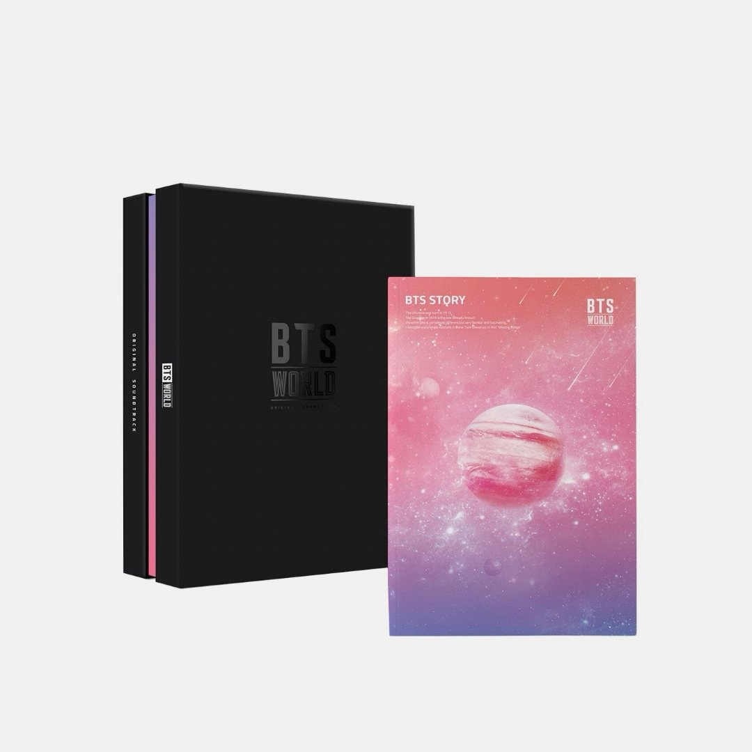 GIVEAWAY  PRIZE: BTS WORLD OST ALBUM 3 WINNERS  RULES: ~ RETWEET ~ LIKE ~ FOLLOW ~ COMMENT WHY YOU LOVE BTS AND HOW YOU GOT INTO THEM  INFO:  ~ WORLDWIDE ~ ENDS  OCTOBER 1ST <br>http://pic.twitter.com/eqsBxR38F3